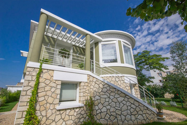 Villas de royan quelles sont donc vos couleurs for Des villas modernes